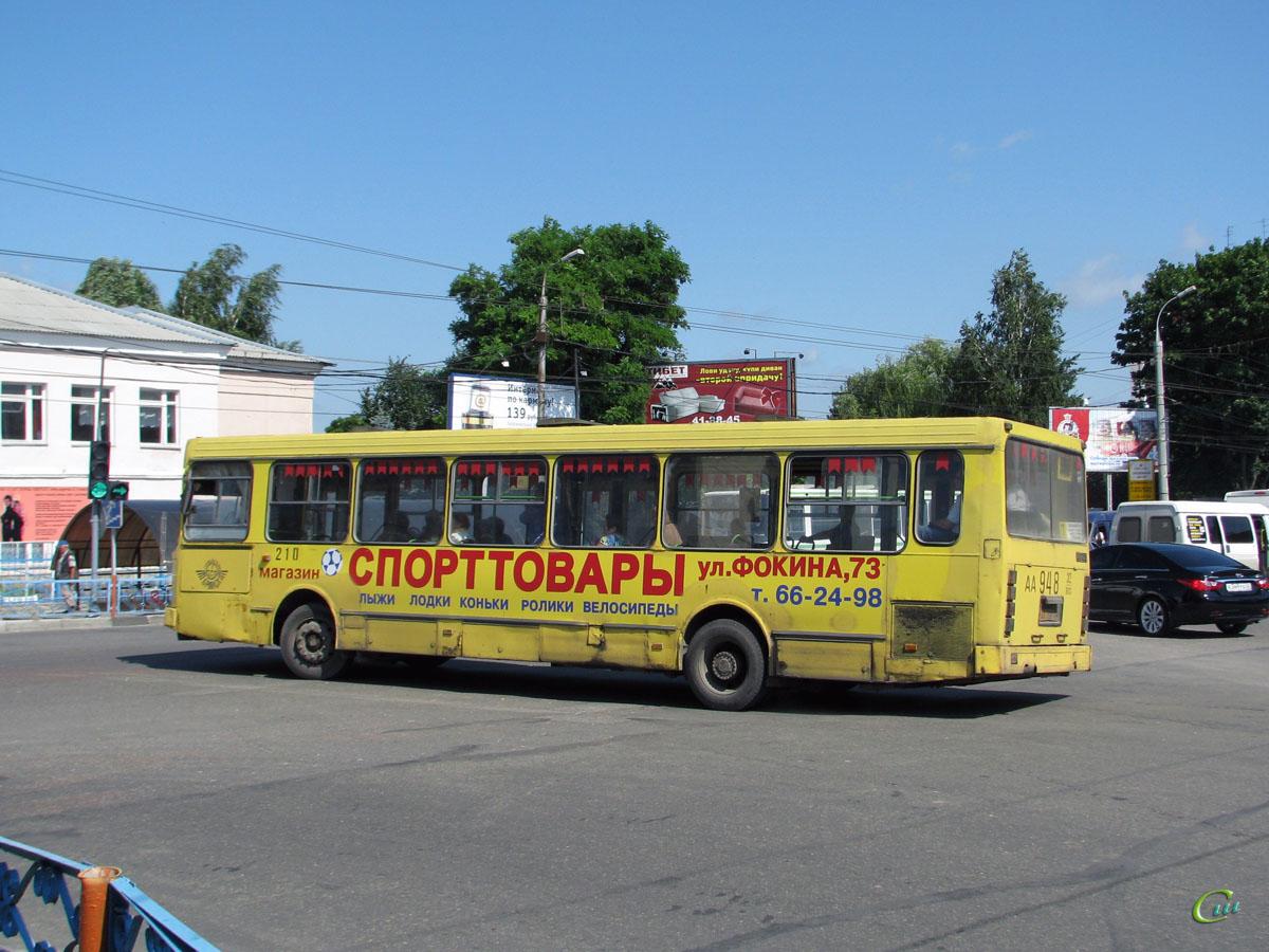 Брянск. ЛиАЗ-5256.40 аа948