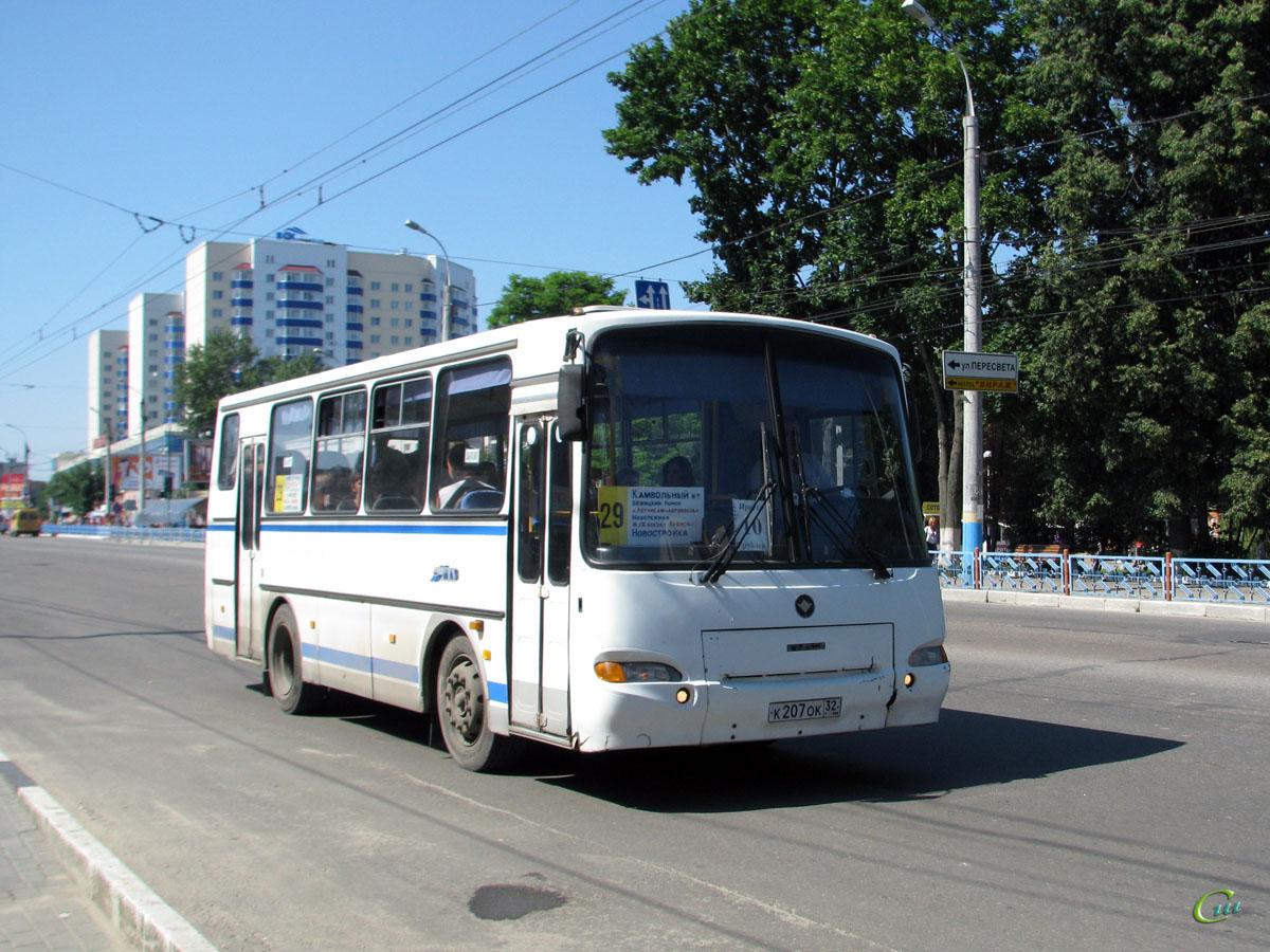 Брянск. ПАЗ-4230-03 к207ок