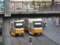 Будапешт. Tatra T5C5 №4072, Tatra T5C5 №4266