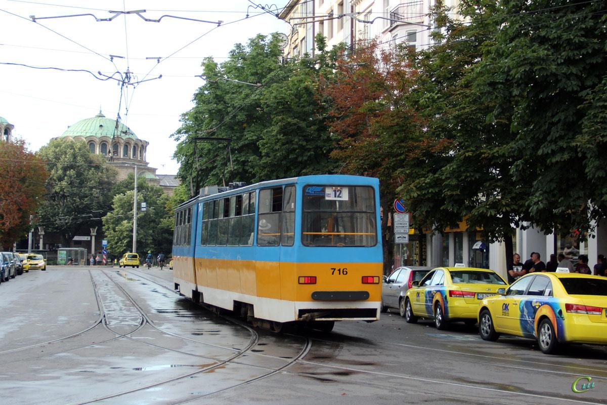 София. Т6М-700F №716