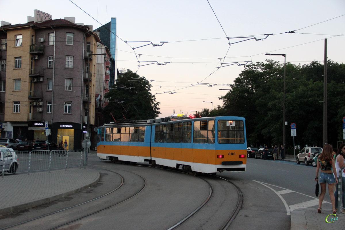 София. Т6М-700F №806
