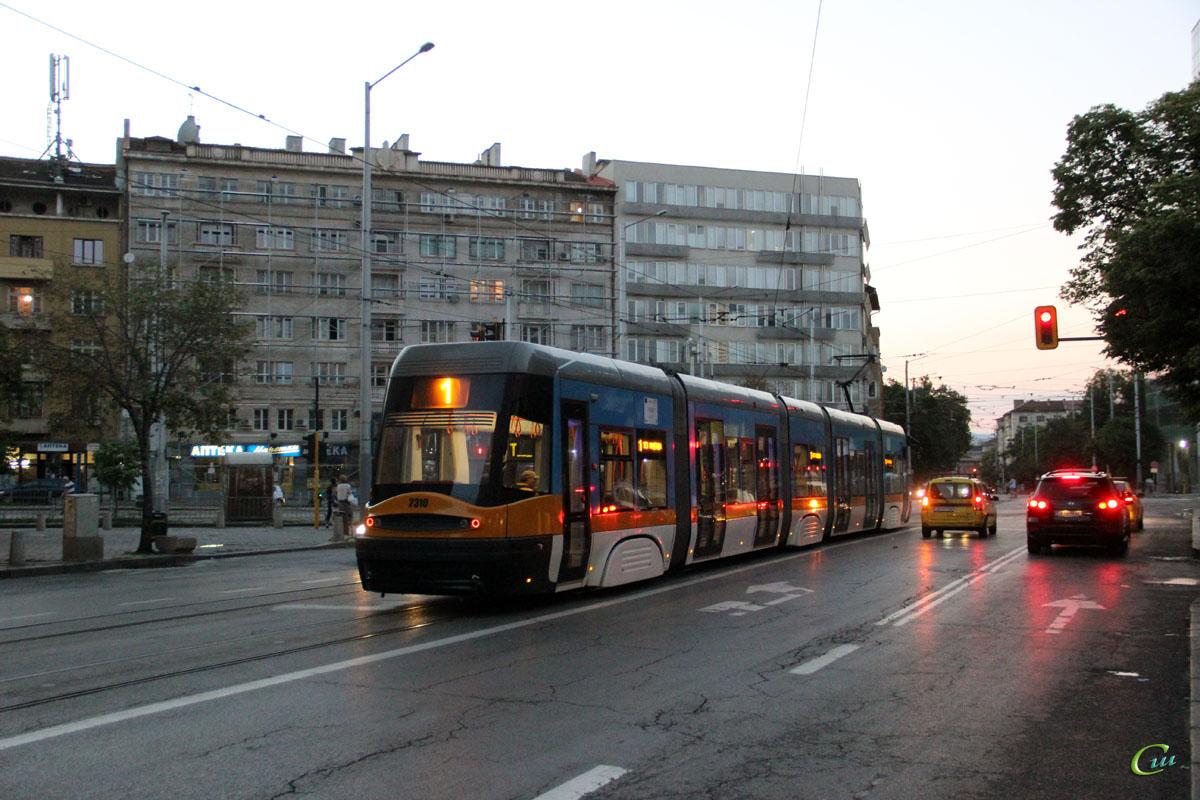 София. PESA 122NaSF №2310