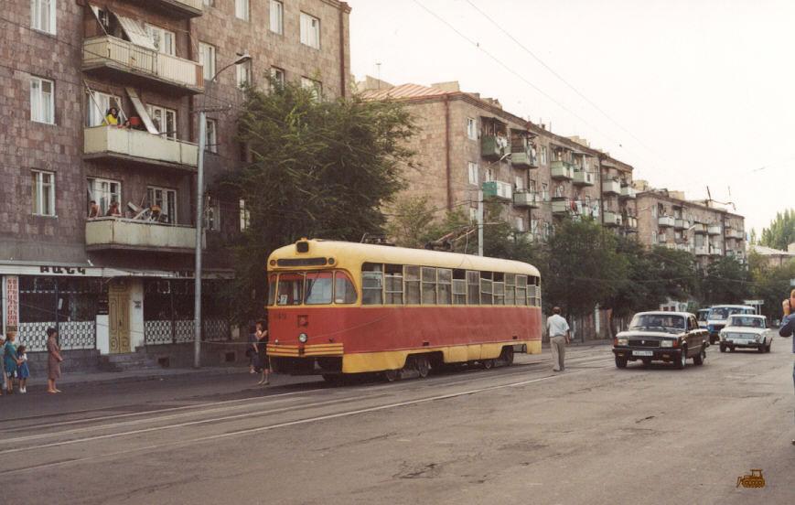 Ереван. РВЗ-6М2 №049