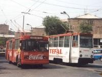 Ереван. 71-605 (КТМ-5) №066, ЗиУ-682В-012 (ЗиУ-682В0А) №266