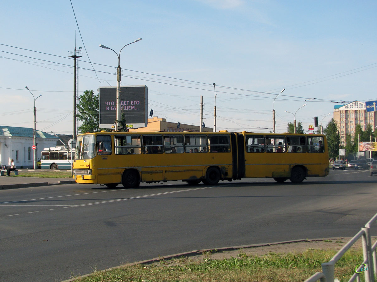 Великий Новгород. Ikarus 280.64 ав831