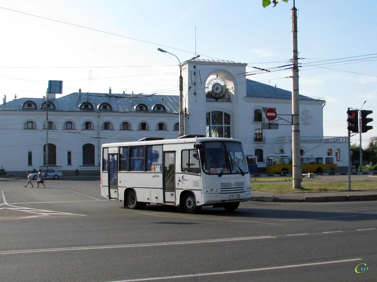 Великий Новгород. ПАЗ-320402-03 с387са