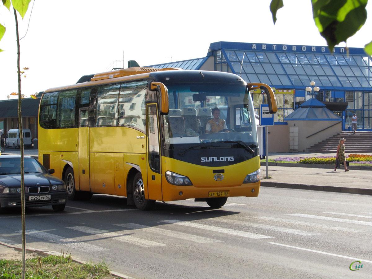 Великий Новгород. SunLong SLK6931F1A ае127