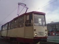Челябинск. 71-605А (КТМ-5А) №2022