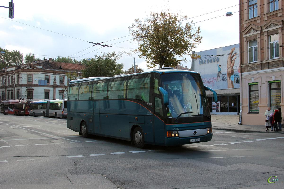 Вильнюс. Beulas Eurostar E AH1408-5