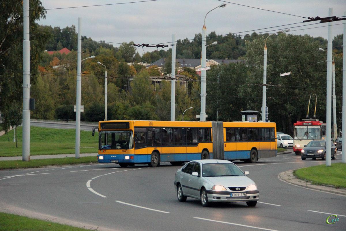 Вильнюс. MAN A11 NG262 FRS 866