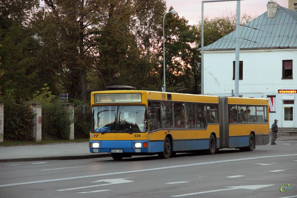 Вильнюс. MAN A11 NG272 DDG 463