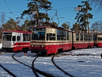 Санкт-Петербург. 71-147А (ЛВС-97А) №0609, ЛВС-86К №5077