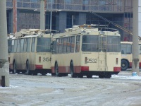Челябинск. ЗиУ-682Г00 №2454, ЗиУ-682Г-017 (ЗиУ-682Г0Н) №2532
