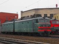 Тверь. ВЛ10у-763, ВЛ10-597