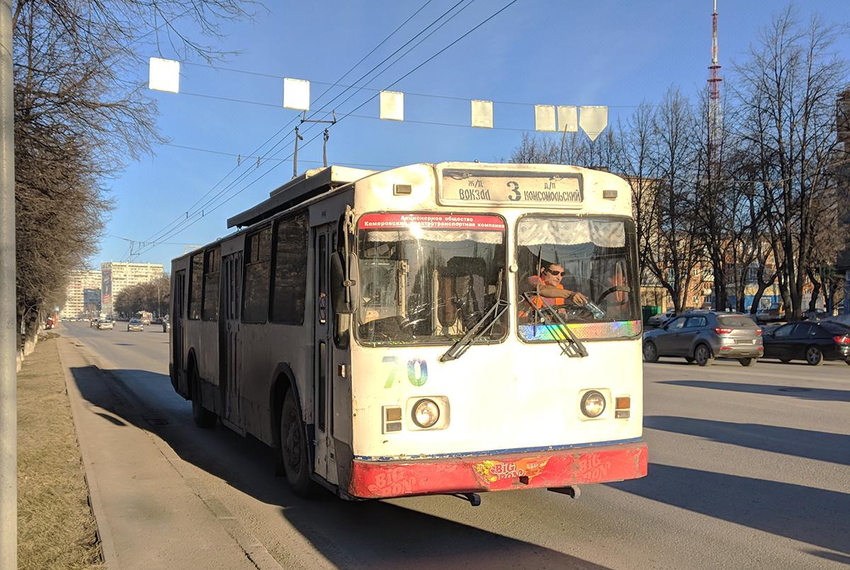 Кемерово. ВМЗ-170 №70