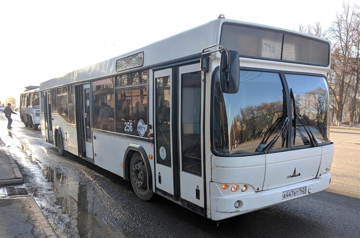 Кемерово. МАЗ-103.465 а447вт