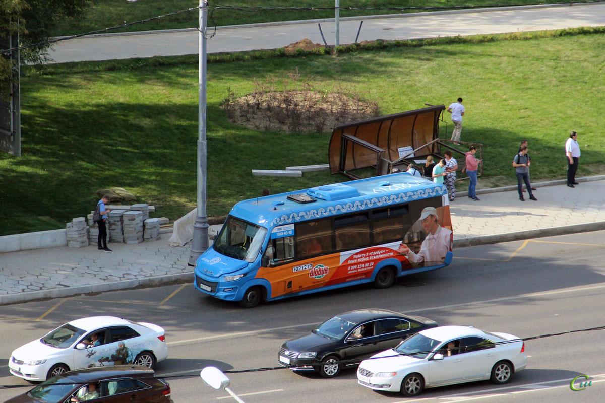 Москва. Нижегородец-VSN700 (Iveco Daily) о671тм