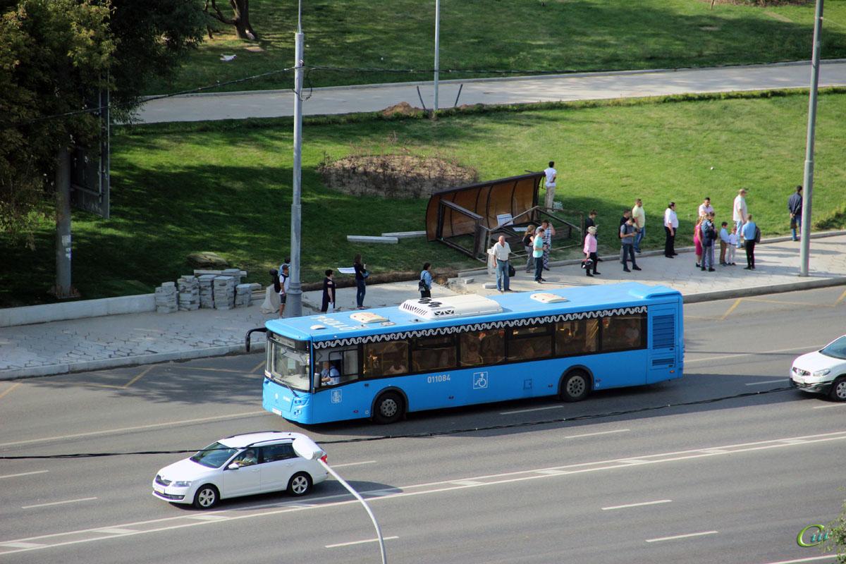 Москва. ЛиАЗ-5292.65 х431то