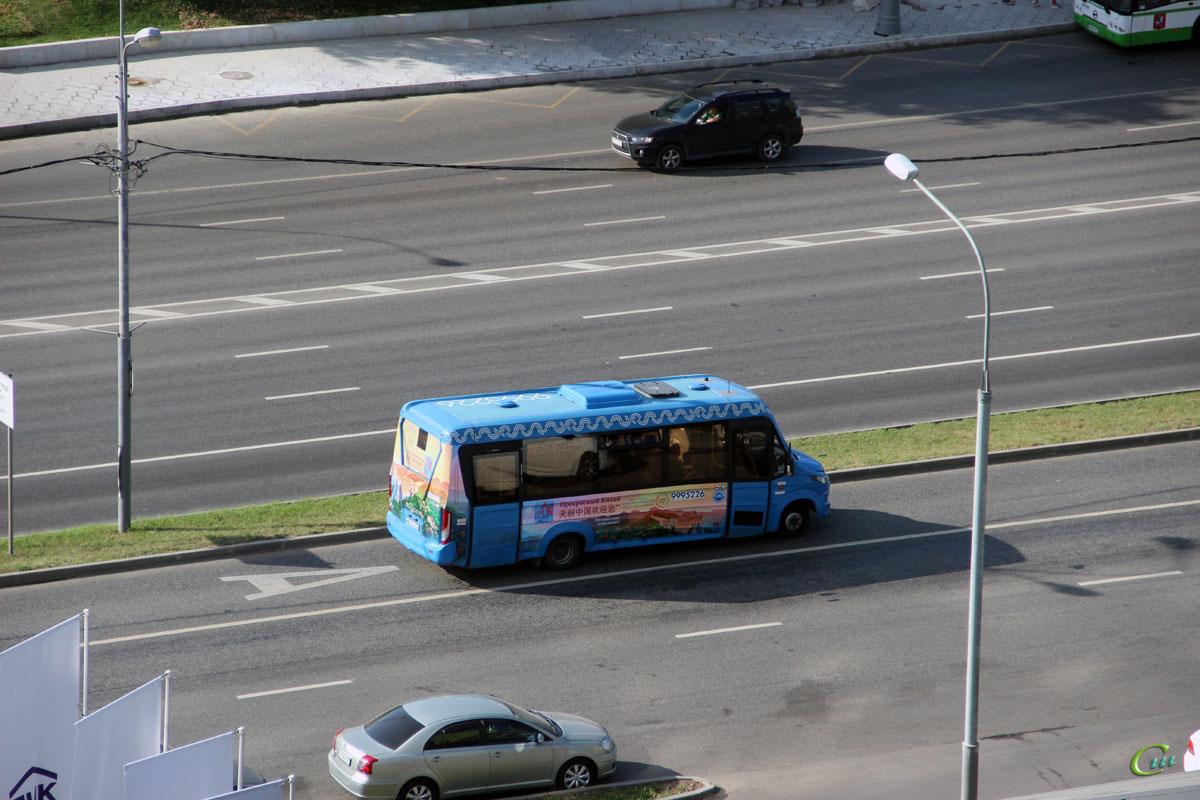 Москва. Нижегородец-VSN700 (Iveco Daily) м623те