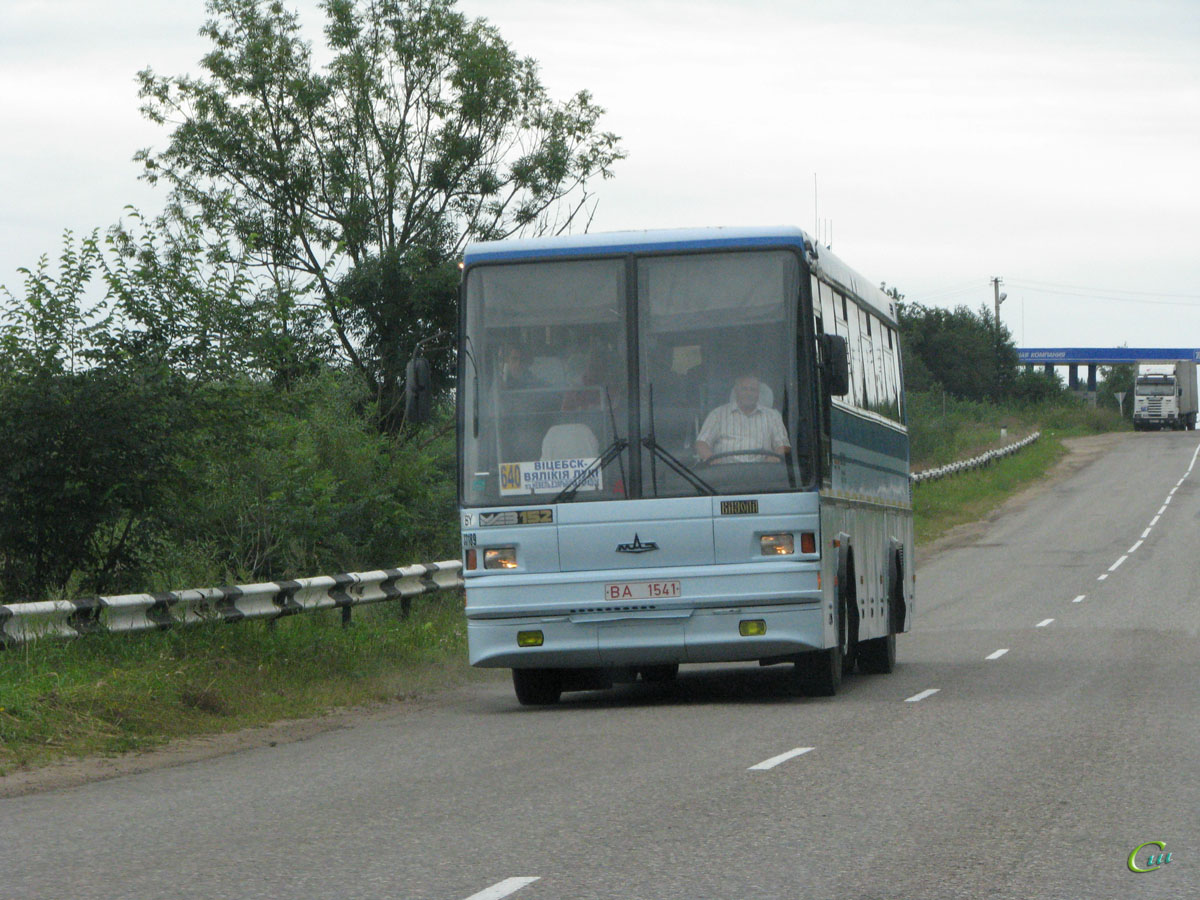 Витебск. МАЗ-152.021 BA1541