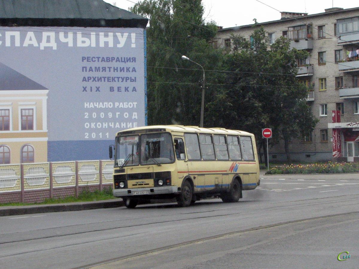 Витебск. ПАЗ-4234 AB0282-2