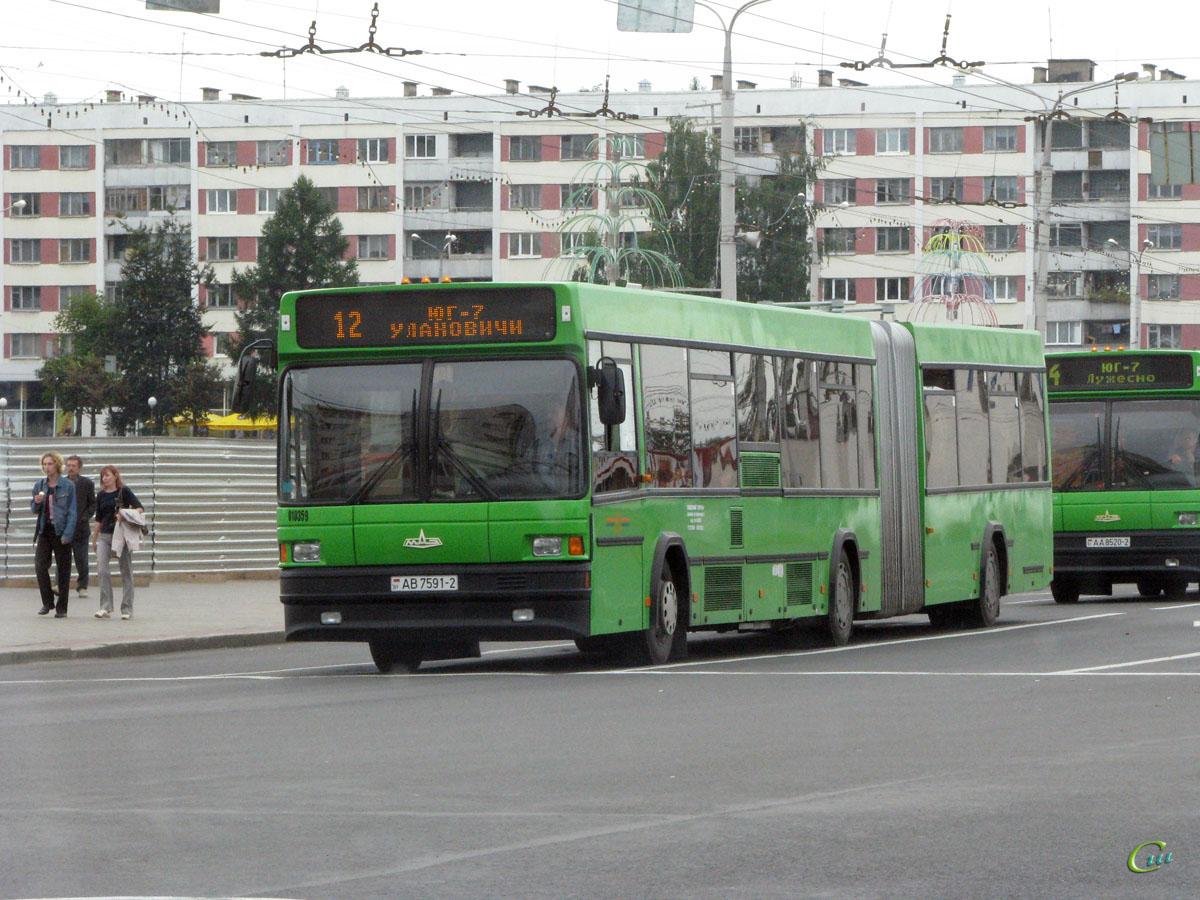 Витебск. МАЗ-105.065 AA8520-2, МАЗ-105.065 AB7591-2