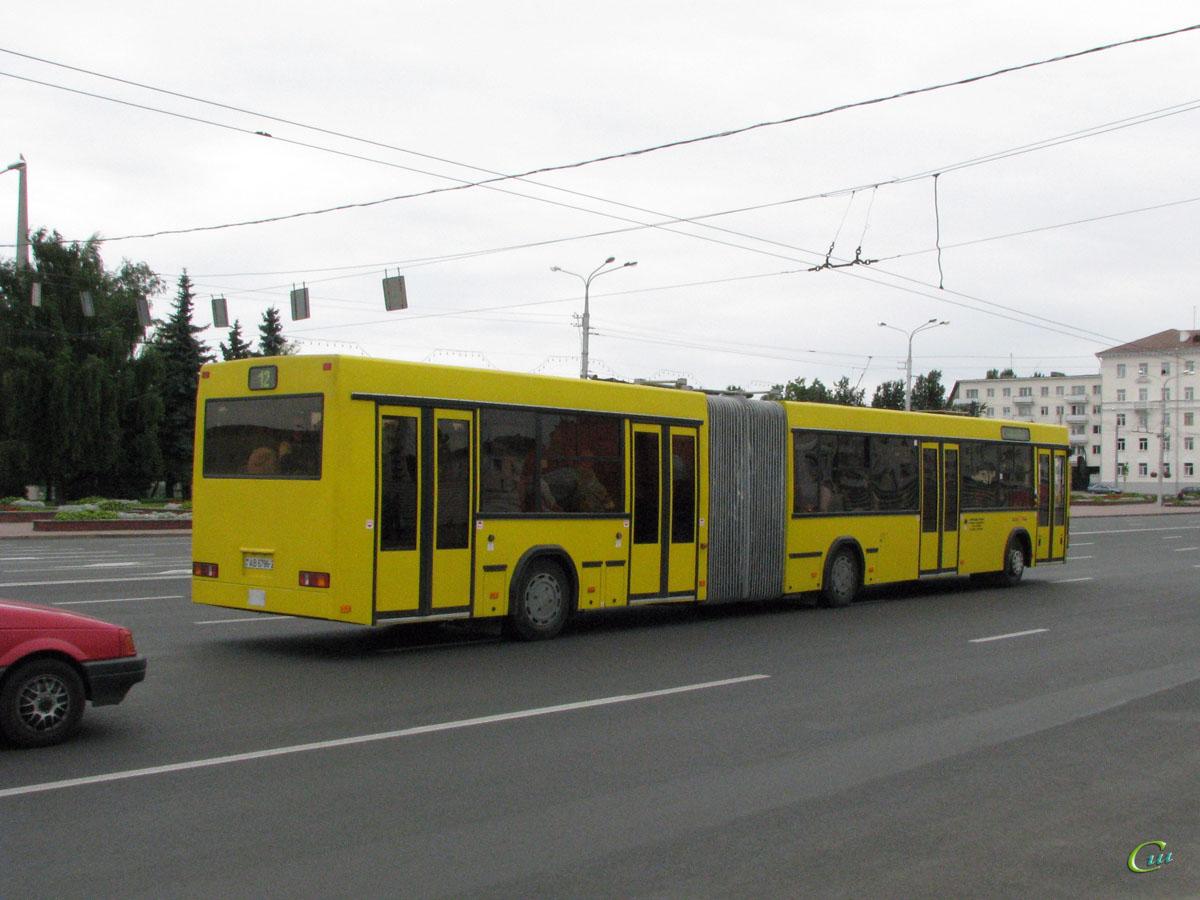 Витебск. МАЗ-105.065 AB6796-2