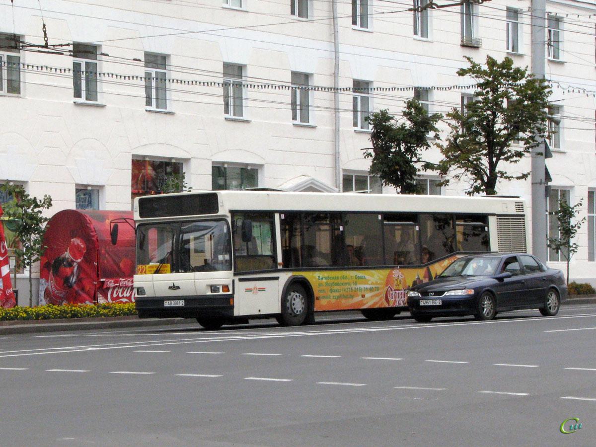 Витебск. МАЗ-103.065 AB3981-2