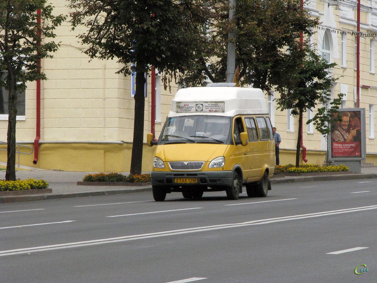 Витебск. ГАЗель (все модификации) 2TAX1298
