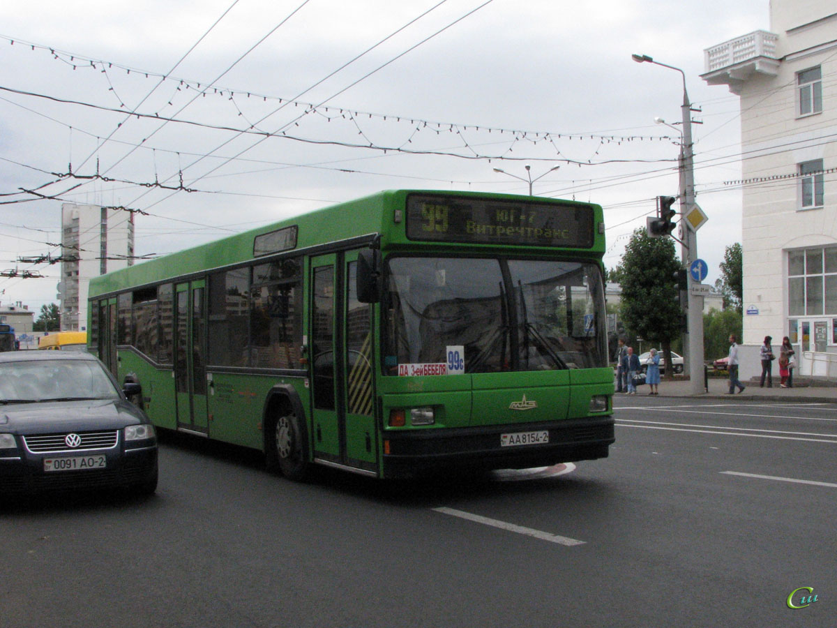 Витебск. МАЗ-103.065 AA8154-2