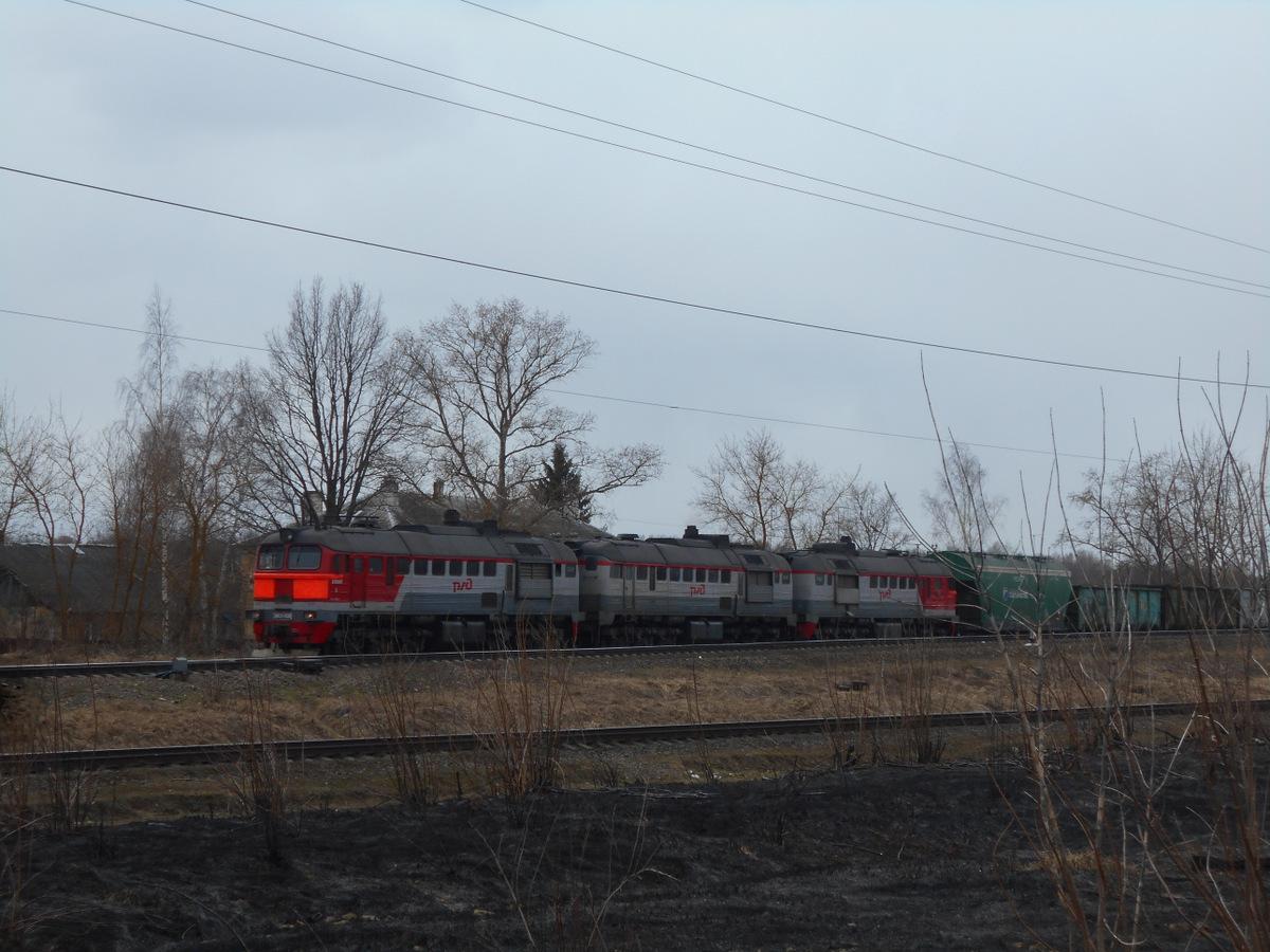 Ржев. 3М62У-0049