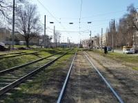 Пути к конечной станции трамвая №3