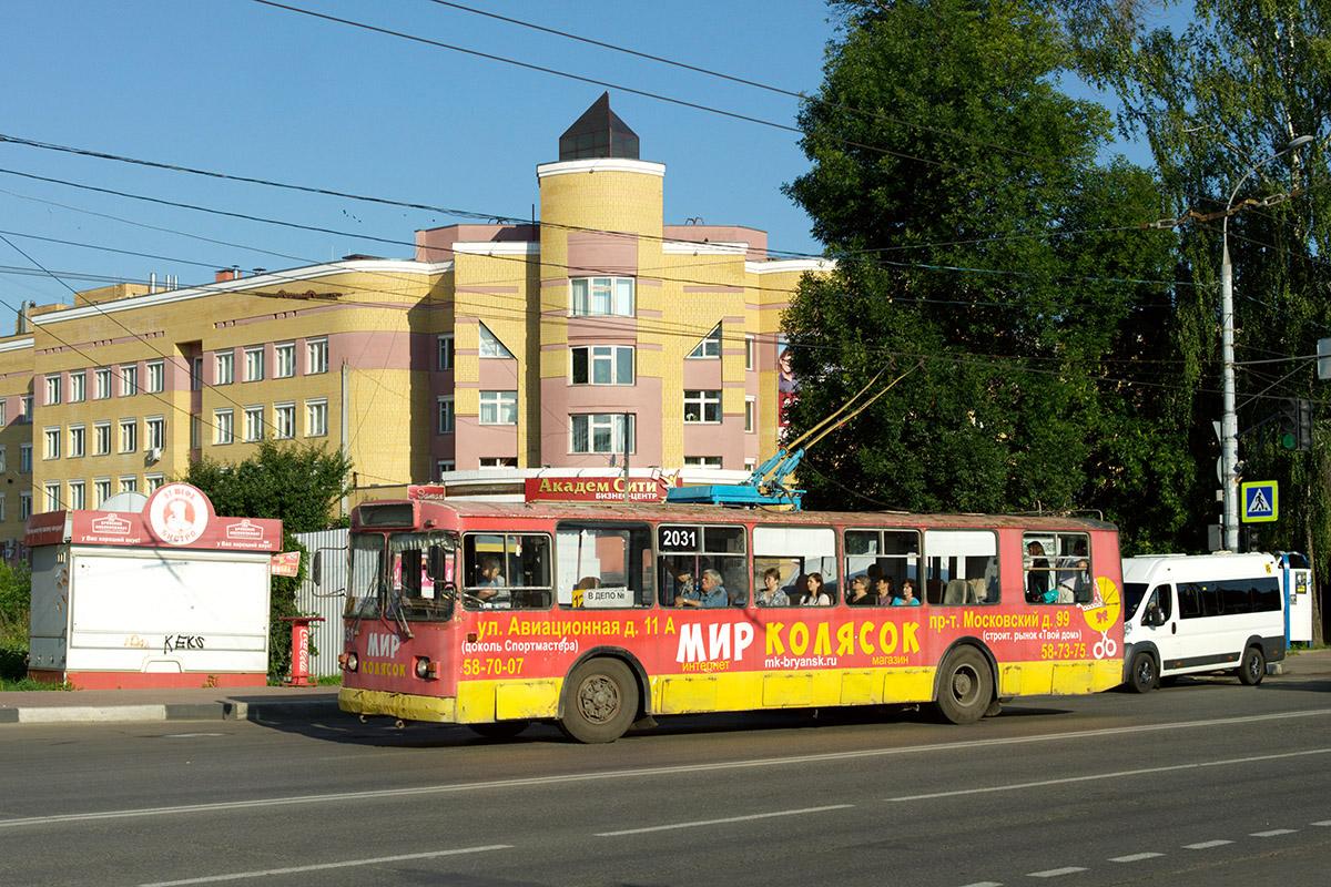 Брянск. ЗиУ-682Г-012 (ЗиУ-682Г0А) №2031