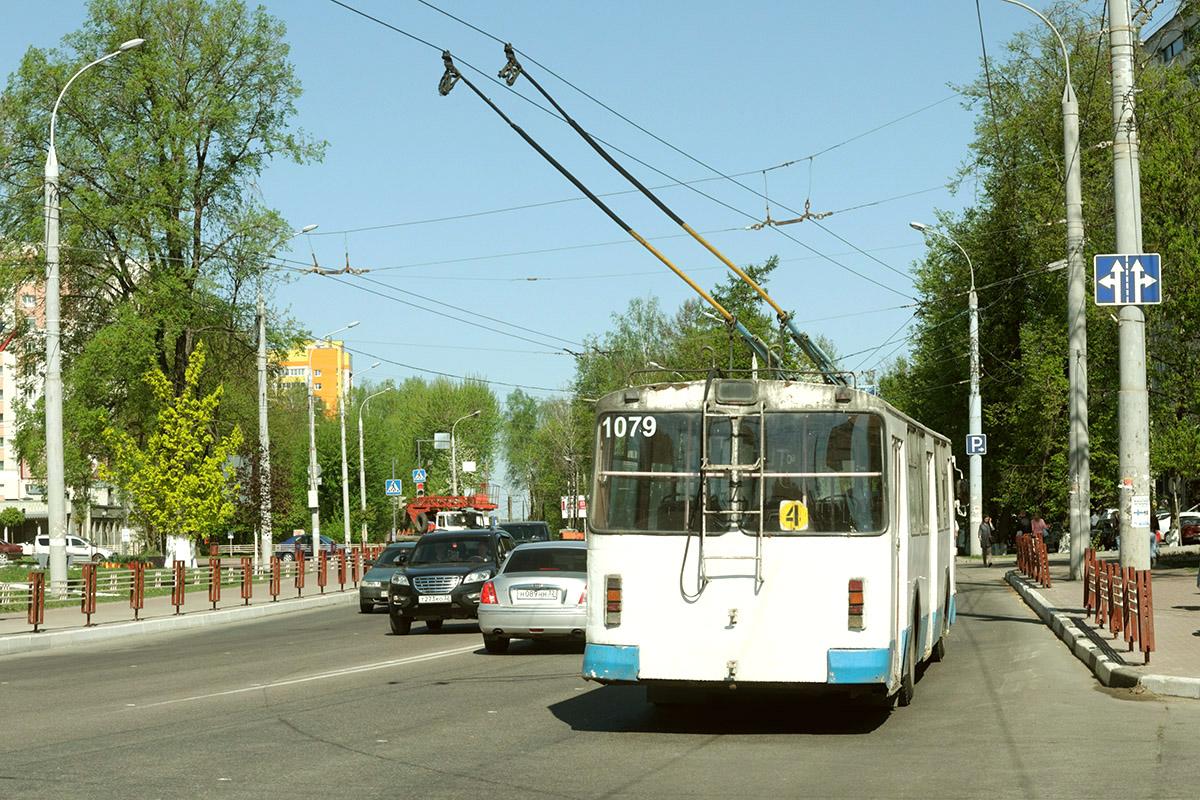 Брянск. ЗиУ-682Г-016 (012) №1079