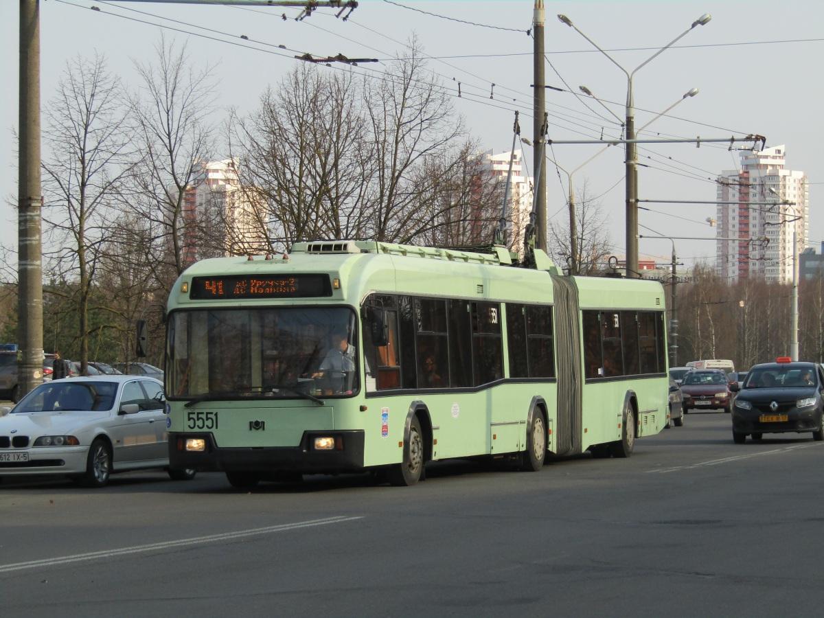 Минск. АКСМ-333 №5551
