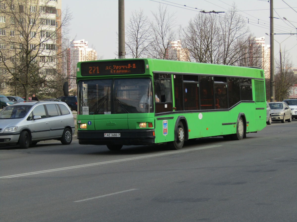 Минск. МАЗ-103.065 AE3466-7