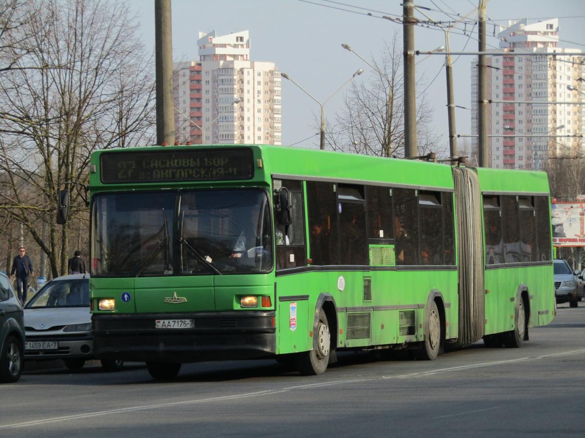 Минск. МАЗ-105.065 AA7176-7