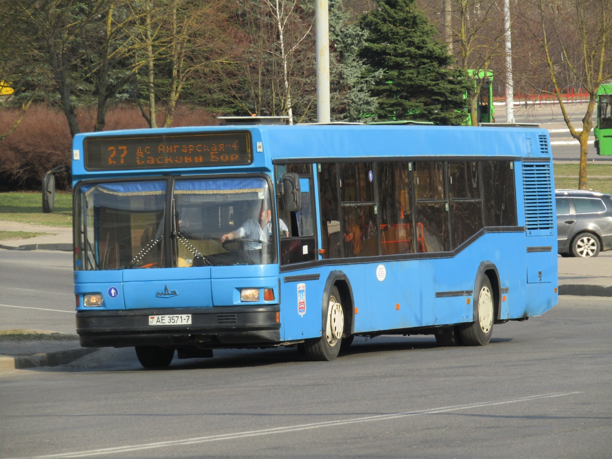Минск. МАЗ-103.065 AE3571-7