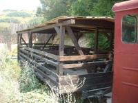 Геленджик. Открытый пассажирский вагон туристического состава