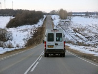 Ефремов. Авто Вектор 4520 (Iveco Daily) ве355