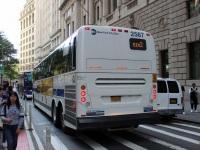 Нью-Йорк. Prevost X3-45 AW1342