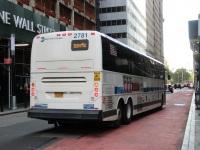 Нью-Йорк. Prevost X3-45 AX6285