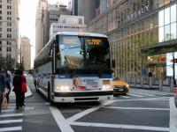 Нью-Йорк. Prevost X3-45 AW3191