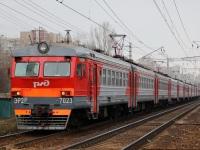 Москва. ЭР2Р-7023