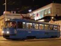Москва. Tatra T3 (МТТЧ) №1383