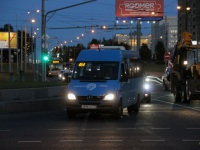 Москва. Луидор-2232 (Mercedes-Benz Sprinter) а876тн