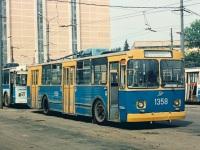 Москва. ЗиУ-682В00 №1358, ЗиУ-683Б (ЗиУ-683Б00) №1603
