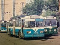 ЗиУ-682В-012 (ЗиУ-682В0А) №1365, ЗиУ-682В №1316