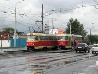 Ижевск. Tatra T3 (двухдверная) №1154, Tatra T3 (двухдверная) №1144