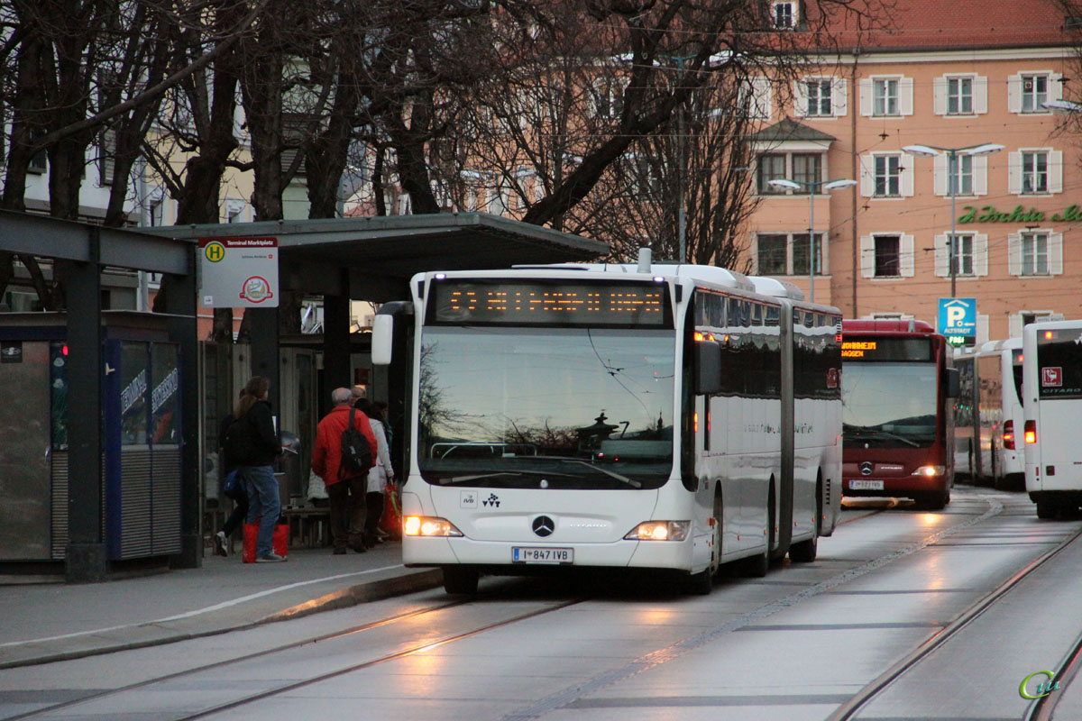 Инсбрук. Mercedes-Benz O530 Citaro G I 847 IVB
